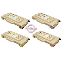 Remanufactured Brother TN04 Series - Set of 4 Laser Toner CartridgeS - DISCONTINUED