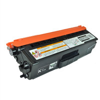 Remanufactured Brother TN331BK / TN336BK Black High Yield Toner Cartridge