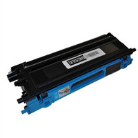 Brother TN110C Cyan Toner Cartridge - Compatible