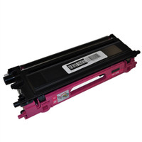 Brother TN110M Magenta Laser Toner Cartridge - Compatible