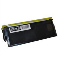Compatible Brother TN530 (TN-530) Black Toner Cartridge