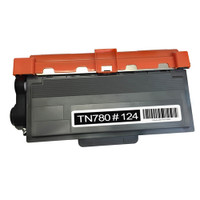 Compatible Brother TN780 (TN-780) Super High Yield Black Toner Cartridge