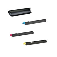 Remanufactured Canon GPR13 Laser Toner Cartridges Set of 4 for ImageRunner C3100, C3100N, C3170
