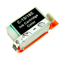 Compatible Canon BCI-15C (BCI15C) Color Ink Cartridge