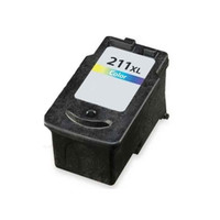 Compatible Canon CL-211(CL211XL) Color Ink Cartridge