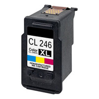 Compatible Canon CL-246XL (8280B001) Tri-Color High Yield Ink Cartridge