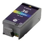 Compatible Canon CLI-36 Tri-Color Ink Cartridge