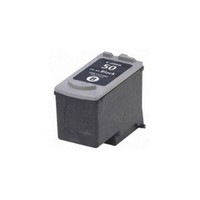Compatible Canon PG-50 (PG50BK) High Capacity Black Ink Cartridge