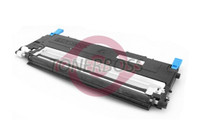Remanufactured Dell 330-3015 (J069K) Cyan Laser Toner Cartridge - Replacement Toner for Color Laser 1230c, 1235c, 1235cn