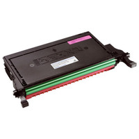 Remanufactured Dell 330-3791 (G537N) High Yield Magenta Laser Toner Cartridge - Replacement Toner Cartridge for Dell 2145cn