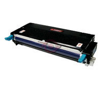 Remanufactured Dell 310-8094 (XG722) High Yield Cyan Laser Toner Cartridge - Replacement Toner Cartridge for Dell 3110cn