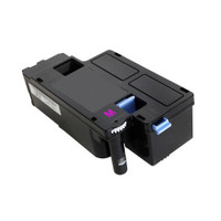 Compatible Dell 593-BBJV (WN8M9) Laser Toner Cartridge - Replacement Magenta Toner for Dell E525w Color Laser All-in-One