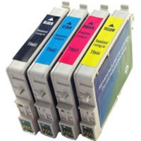 Compatible Epson Stylus CX4800 Ink Cartridges T060120 T060220 T060320 T060420