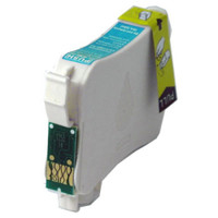 Remanufactured Epson T126220 (T126) High Capacity Cyan Ink Cartridge