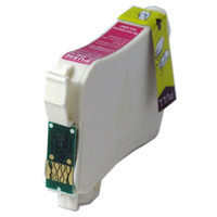 Remanufactured Epson T126320 (T126) High Capacity Magenta Ink Cartridge