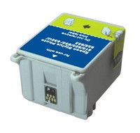 Remanufactured Epson T027201 (T027) Color Ink Cartridge
