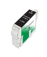 Remanufactured Epson T032120 (T0321) Black Ink Cartridge