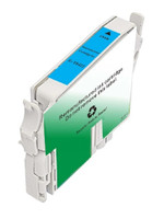 Remanufactured Epson T042220 (T0422) Cyan Pigment Based Ink Cartridge