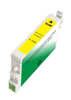 Remanufactured Epson T048420 (T0484) Yellow Ink Cartridge