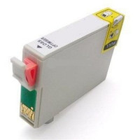 Remanufactured Epson T087020 (T0870) Black Ink Cartridge - Replacement Ink for Epson Stylus Photo R1900