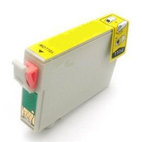 Remanufactured Epson T087420 (T0874) Yellow Ink Cartridge - Replacement Ink for Epson Stylus Photo R1900