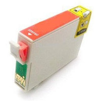 Remanufactured Epson T087920 (T0879) Orange Ink Cartridge - Replacement Ink for Epson Stylus Photo R1900