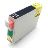 Remanufactured Epson T087820 (T0878) Matte Black Ink Cartridge - Replacement Ink for Epson Stylus Photo R1900