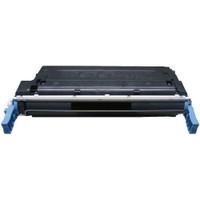 Remanufactured HP C9720A (641A) Black Laser Toner Cartridge - Replacement Toner for HP Color LaserJet 4600 & 4650