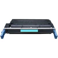 Remanufactured HP C9721A (641A) Cyan Laser Toner Cartridge - Replacement Toner for HP Color LaserJet 4600 & 4650