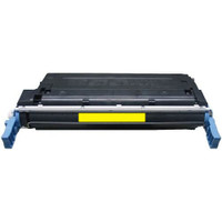 Remanufactured HP C9722A (641A) Yellow Laser Toner Cartridge - Replacement Toner for HP Color LaserJet 4600 & 4650