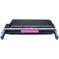 Remanufactured HP C9723A (641A) Magenta Laser Toner Cartridge - Replacement Toner for HP Color LaserJet 4600 & 4650