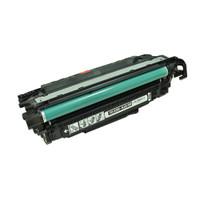 Remanufactured HP CE250A (504A) Black Laser Toner Cartridge - Replacement Toner for HP Color LaserJet CM3530, CP3525