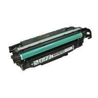 Remanufactured HP CE250X (504X) Black Laser Toner Cartridge - Replacement Toner for HP Color LaserJet CM3650, CP3564