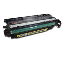Remanufactured HP CE262A Yellow Laser Toner Cartridge - Replacement Toner for HP Color LaserJet CP4025