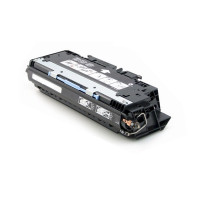 Remanufactured HP Q2670A (HP 308A) Black Laser Toner Cartridge - Replacement Toner for HP Color LaserJet 3500, 3550, 3700