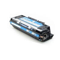 Remanufactured HP Q2671A Cyan Laser Toner Cartridge - Replacement Toner for HP Color LaserJet 3500 & 3550