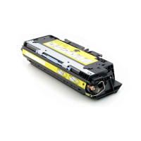 Remanufactured HP Q2672A Yellow Laser Toner Cartridge - Replacement Toner for HP Color LaserJet 3500 & 3550