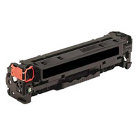 Remanufactured HP CF380A (312A) Black Toner Cartridge compatible for Color LaserJet Pro M476dn,M476dw,M476nw