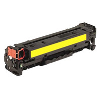 Remanufactured HP CF382A (312A) Yellow Toner Cartridge compatible for Color LaserJet Pro M476dn,M476dw,M476nw