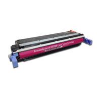 Remanufactured HP C9733A (645A) Magenta Laser Toner Cartridge - Replacement Toner for HP Color LaserJet 5500 & 5550