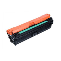 Remanufactured HP 651A (CE341A) Cyan Laser Toner Cartridge