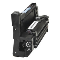Remanufactured HP CB384A (824A) Black Drum Unit - For HP Color LaserJet CP6015, CM6030