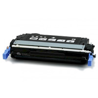 Remanufactured HP CB400A (642A) Black Laser Toner Cartridge - Replacement Toner for HP Color LaserJet CP4005dn