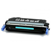 Remanufactured HP CB401A (642A) Cyan Laser Toner Cartridge - Replacement Toner for HP Color LaserJet CP4005dn