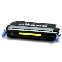 Remanufactured HP CB402A (642A) Yellow Laser Toner Cartridge - Replacement Toner for HP Color LaserJet CP4005dn
