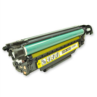 Compatible HP 507A (CE402A) Yellow Toner Cartridge