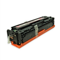 Remanufactured HP CB543A (HP 125A) Magenta Laser Toner Cartridge - Replacement Toner for HP Color LaserJet CP1215, CP1515, CM1312