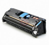 Remanufactured HP Q3961A (122A) Cyan Laser Toner Cartridge - Replacement Toner for HP Color LaserJet 2550, 2820, 2840