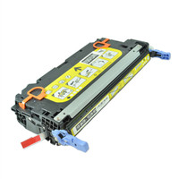 Remanufactured HP Q6472A (502A) Yellow Laser Toner Cartridge - Replacement Toner for HP Color LaserJet 3600