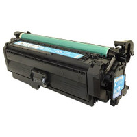 Remanufactured HP CF321A (653A) Cyan Laser Toner Cartridge